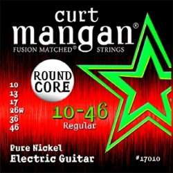 Curt Mangan 10-46 Round Core Pure Nickel