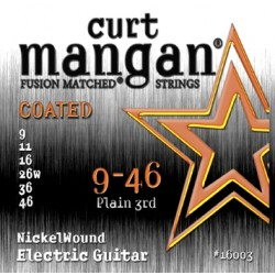 Curt Mangan Coated 9-46