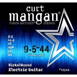CURT MANGAN 9.5-44 NICKEL WOUND