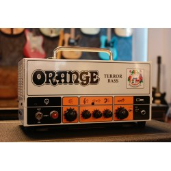 Orange Bass Terror 500 Watts Head
