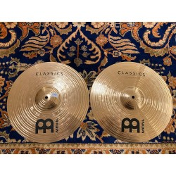 "Meinl Classics 14"" Medium Hi Hat"