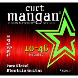 Curt Mangan 10-46 Pure Nickel