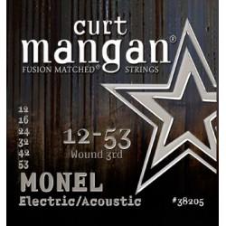 Curt Mangan 12-53 MONEL Hex