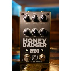 Redbeard Effects HONEY BADGER 2020 Black