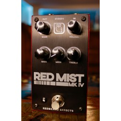 Redbeard Effects RED MIST MKIV 2020