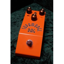 DAG Pedals SUPA MODEL MKII Custom Built for Al's MusicFactory.es 2021 Orange