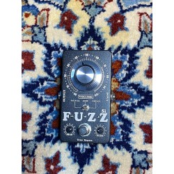 King Tone Mini Fuzz Si Silicon 2021 Black