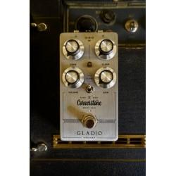 Cornerstone Gear GLADIO SC ( Single Channel ) -Dumble in a Box - 2021 Silver