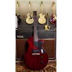 Maybach Guitars Lester JR Single Cut Aged ( Limited Edition) 2021 Wine Red
